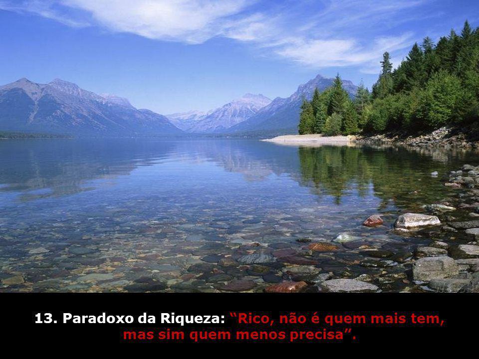 """12. Paradoxo do Silêncio: """"O silêncio, é o grito mais alto"""". (Schopenhauer)"""
