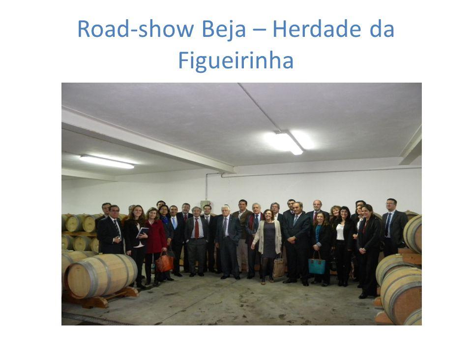 Road-show Beja – Herdade da Figueirinha