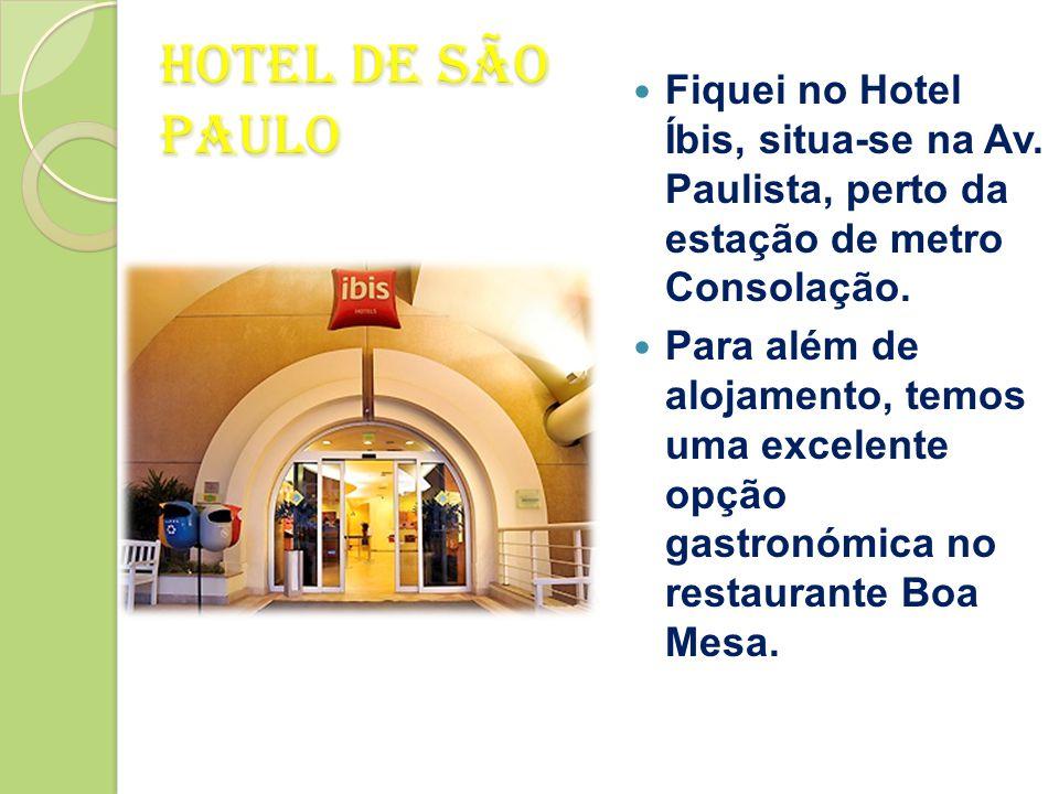 São Paulo  Dia 26 de Dezembro cheguei a São Paulo.  Do Rio de Janeiro a São Paulo foram três horas e trinta e seis minutos de avião.  O resto do di