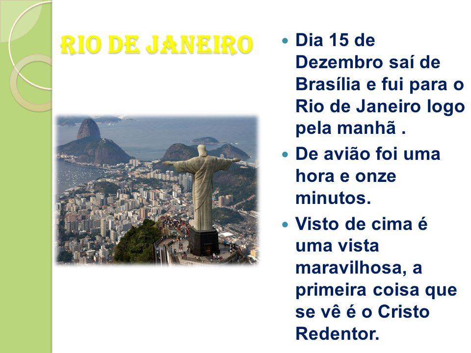 Hotel de Brasília  Dia 14 de Dezembro saí de Lisboa às 13 horas e cheguei a Brasília às 19 horas (22 horas de Lisboa).  Foram 9 horas de viagem.  F