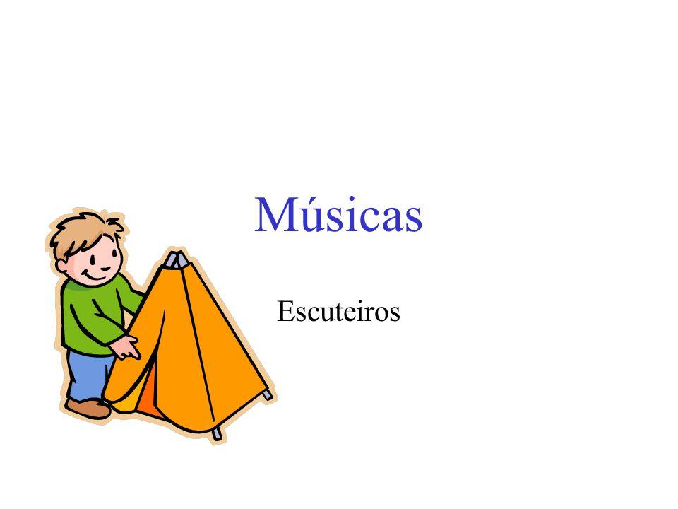Músicas Escuteiros