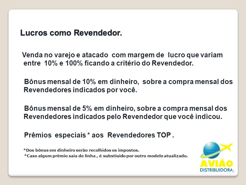 3 Prêmio TOP5 da AVIÃO DISTRIBUIDORA®.Celular IPHONE 5.
