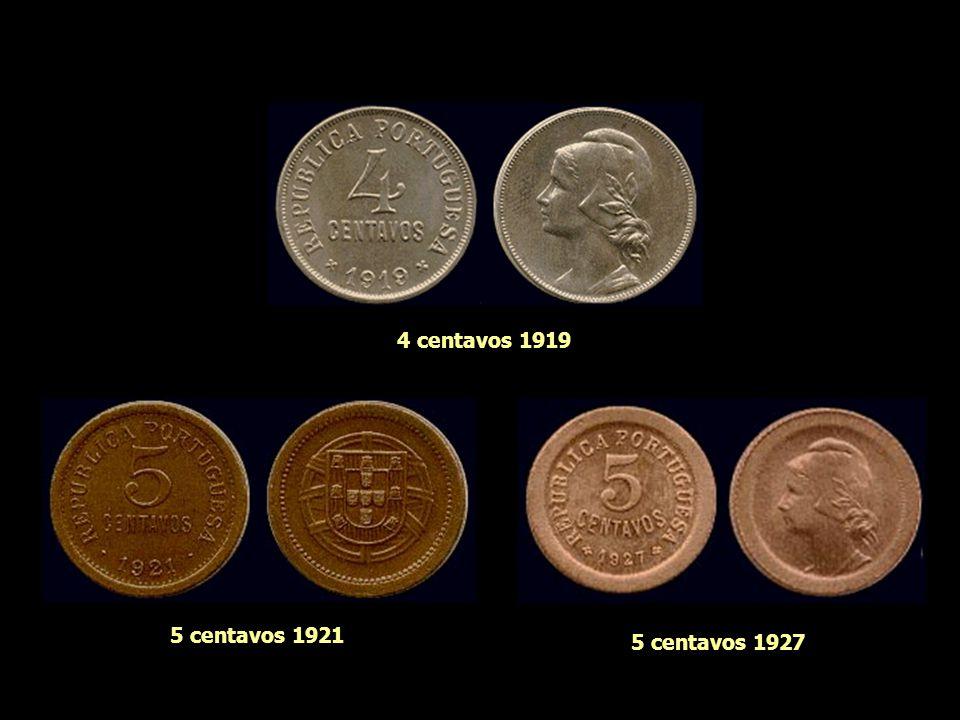 1 centavo 1918 2 centavos 1918 2 centavos 1920