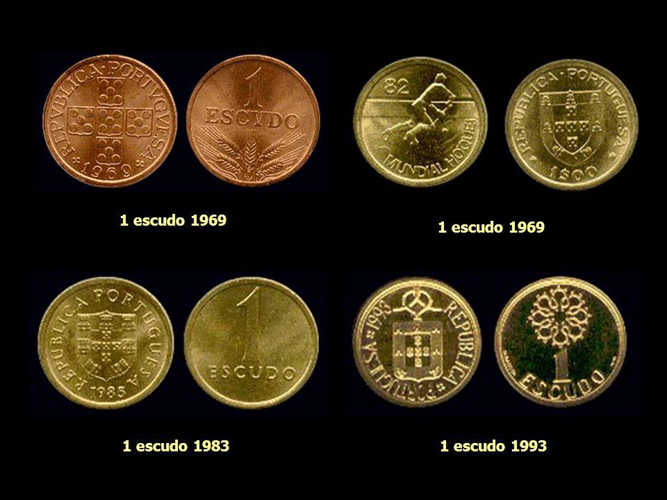 1 escudo 1910 1 escudo 19241 escudo 1959 1 escudo 1918