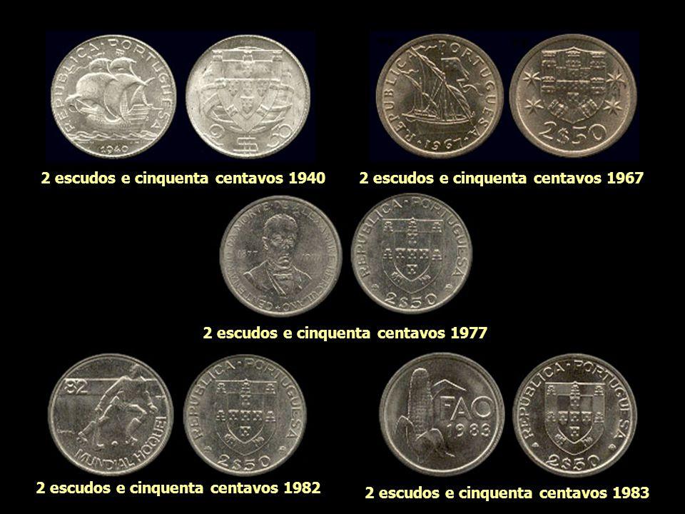 1 escudo 1969 1 escudo 19831 escudo 1993