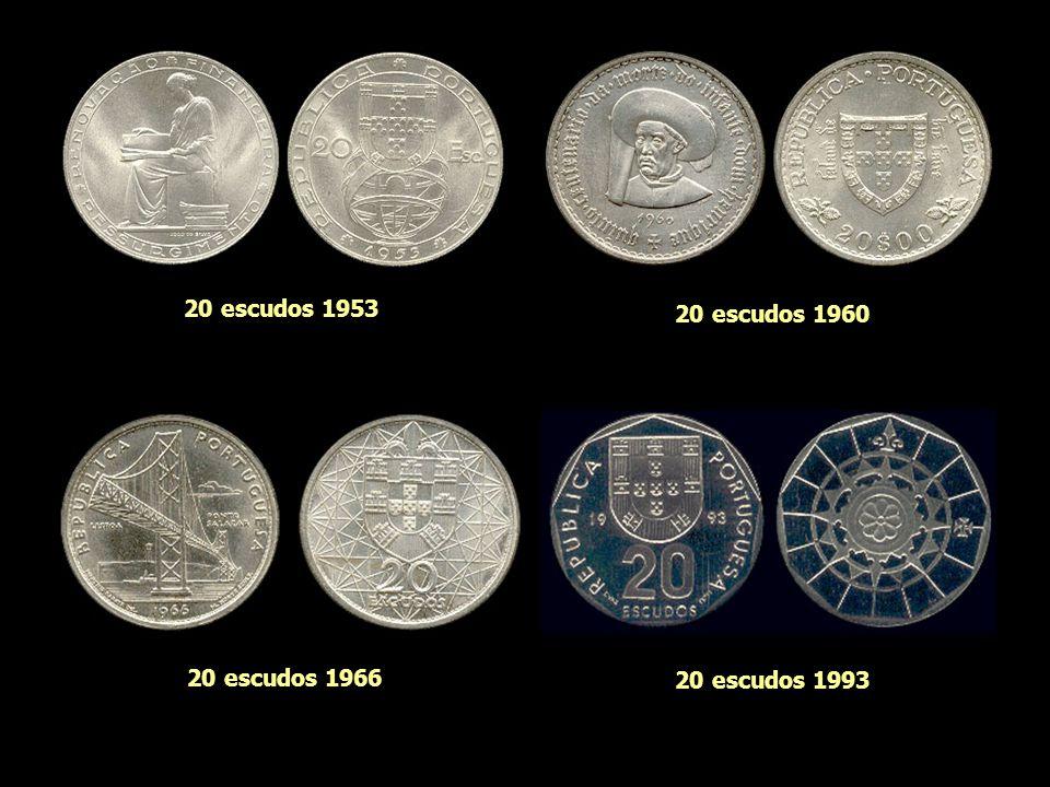10 escudos 1987 10 escudos 1993 10 escudos 1973