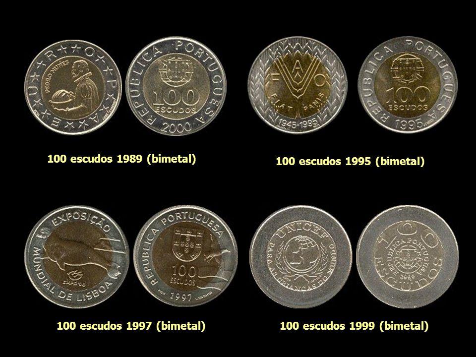 50 escudos 1993 50 escudos 1971 50 escudos 1972