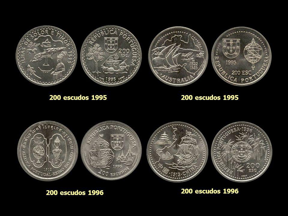 200 escudos 1995