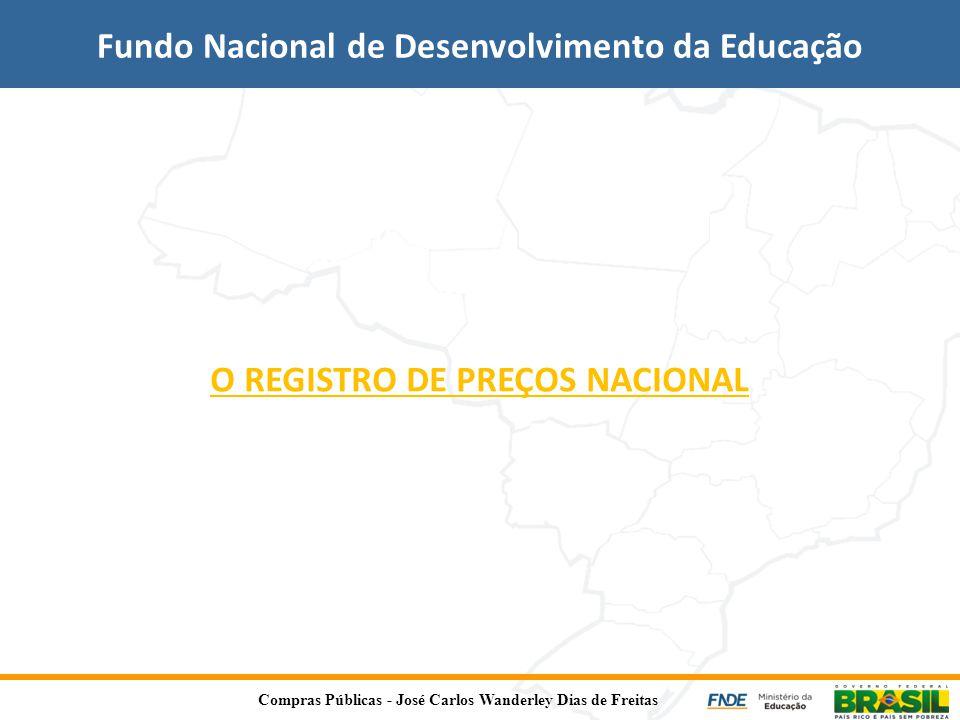Período anterior Compras Públicas - José Carlos Wanderley Dias de Freitas