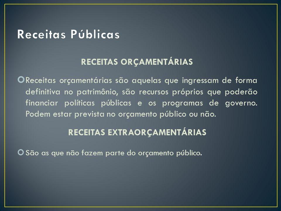 DESPESAS ORÇAMENTÁRIAS É aquela cuja realização depende de autorização legislativa.