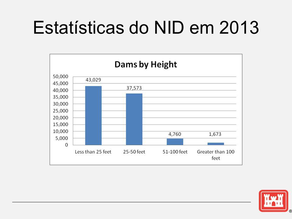 Estatísticas do NID em 2013