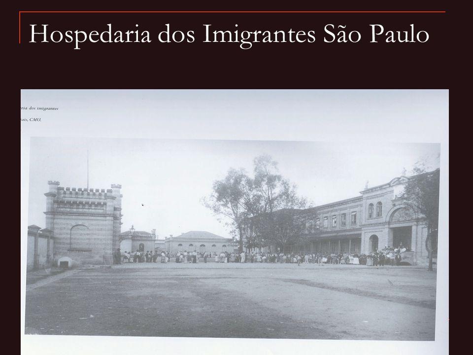Hospedaria dos Imigrantes São Paulo