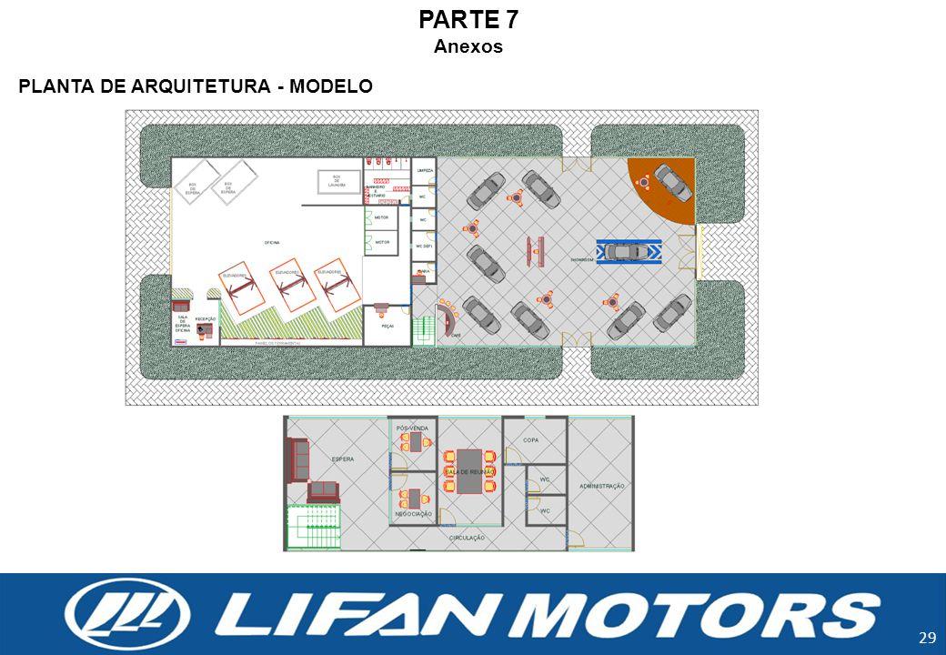 29 PARTE 7 Anexos PLANTA DE ARQUITETURA - MODELO 29