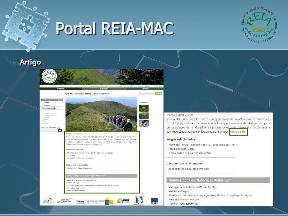 Portal REIA-MAC Artigo