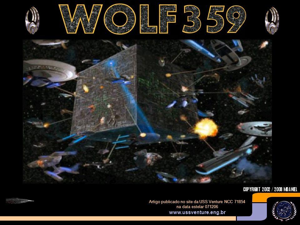 Artigo publicado no site da USS Venture NCC 71854 na data estelar 071206 www.ussventure.eng.br