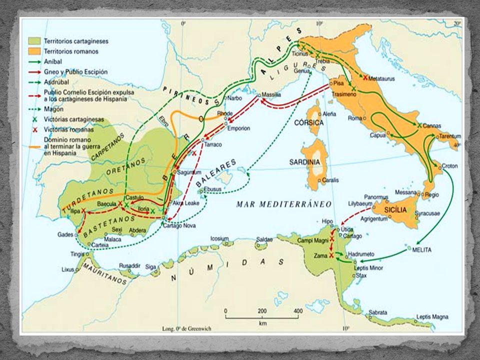 Consequências • Aumento Territorial – Concentração fundiária nas mãos dos patrícios.