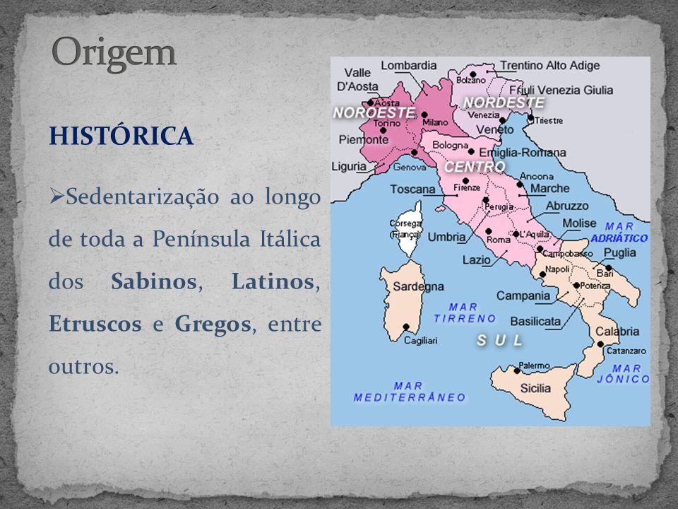  Governo exercido por 7 Reis:  2 Sabinos  2 Latinos  3 Etruscos  Destaque para o Rei Tarquínio, o Soberbo que excluiu a participação política do Senado (Conselho de Anciãos), formado pela elite de Roma  O Rei foi deposto pela Lenda da Casta Lucrecia