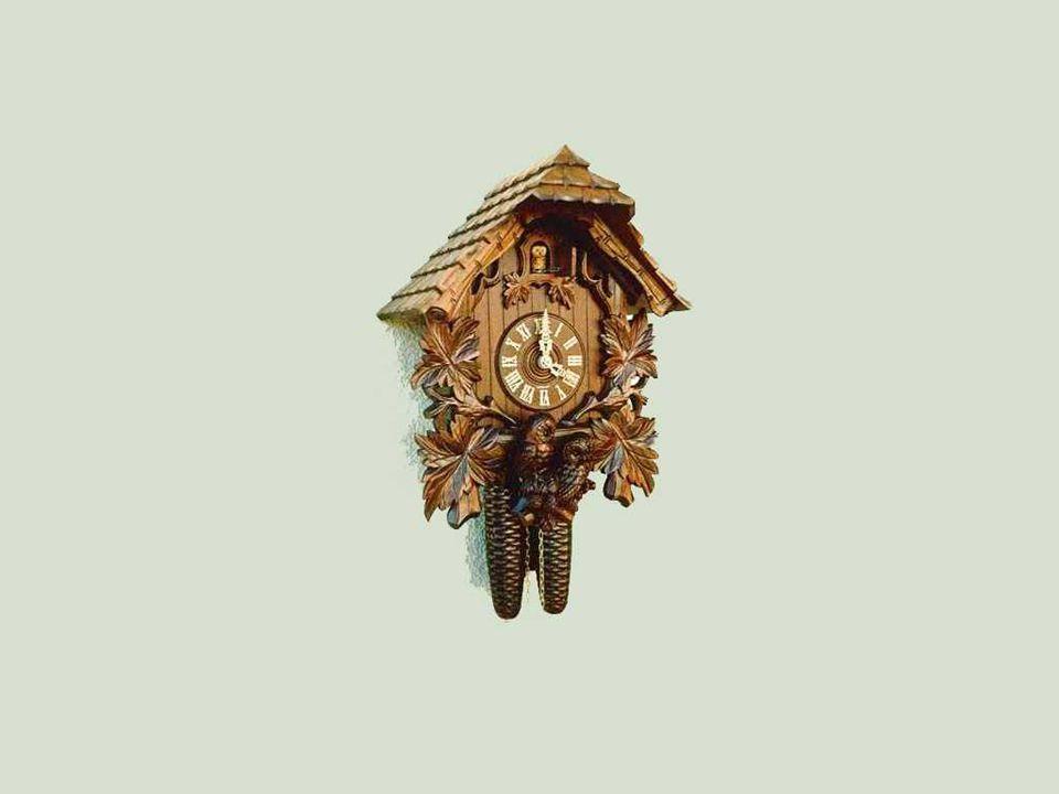 Só alguns anos depois da fabricação do primeiro relógio, ou seja em 1808, a pequena aldeia de Schönwald e os povoados vizinhos, contavam com uma confr