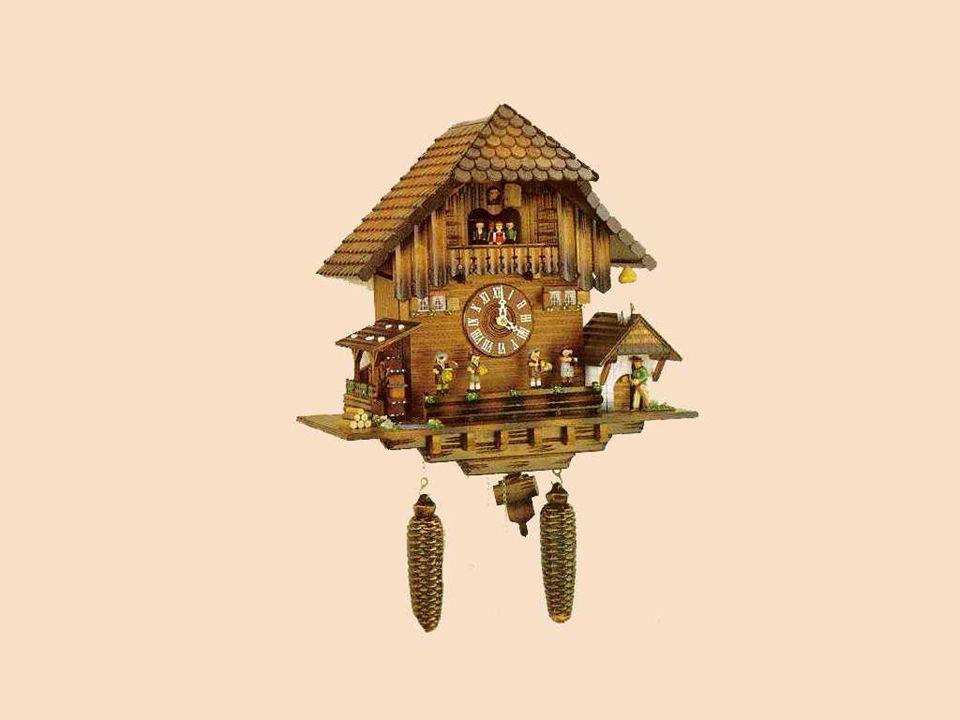 Atualmente, um autêntico relógio cuco, esculpido por um artesão da Floresta Negra, é vendido por cerca de 500€.