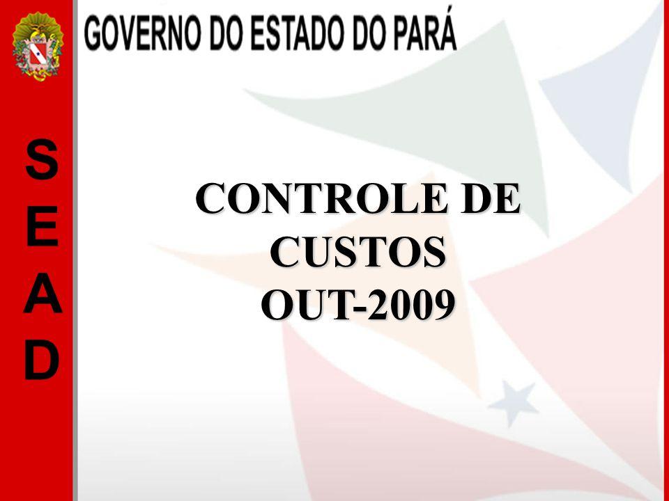 CONTROLE DE CUSTOS OUT-2009 SEADSEAD