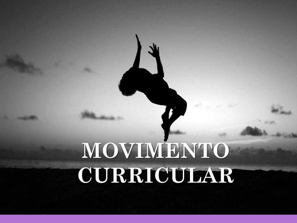 MOVIMENTO CURRICULAR