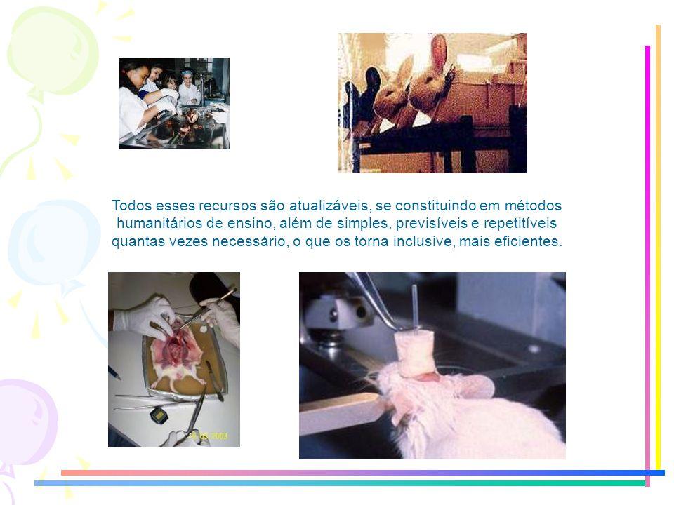 Esquecem das simulações computacionais, filmes multimídia, vídeos e modelos, experiências in vitro, auto-experimentação, estudos de campo e de observa