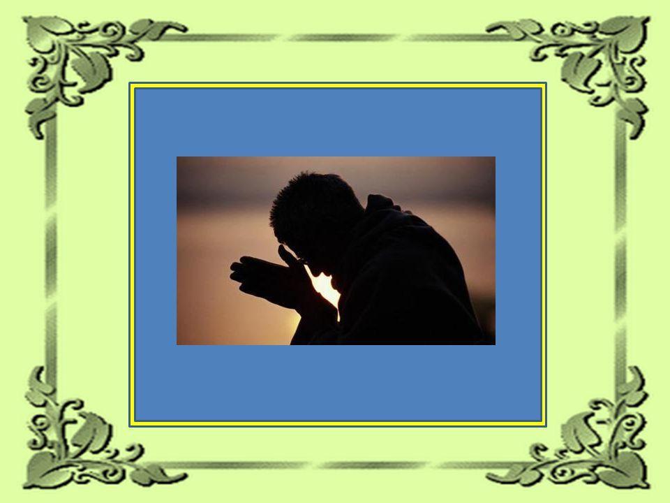 Por isso, não bastará balbuciarmos uma prece, ou expedirmos uma rogativa suplicando socorro espiritual, se elas não estiverem respaldadas pela vontade firme de corrigirmos fraquezas e imperfeições que ainda marcam o nosso Espírito, ou se ainda mantemos nosso coração atrelado às idéias infelizes da vingança, conservando a mente escravizada aos vícios e paixões de natureza física.