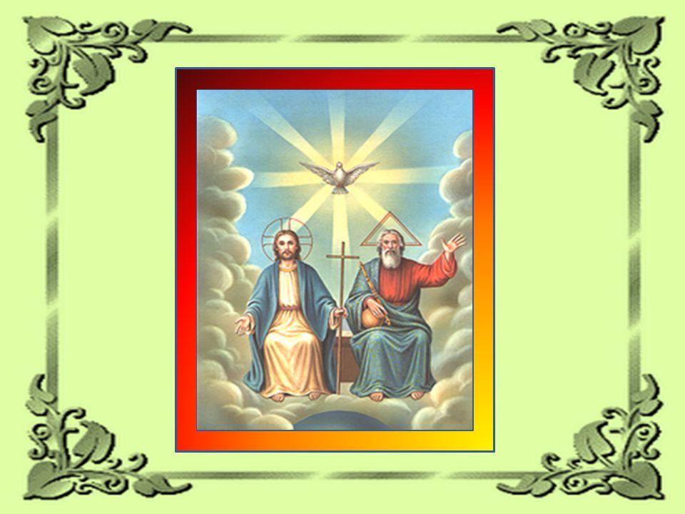 Essa estória nos mostra que Deus (Pai, Filho e Espírito Santo), está sempre disposto a nos ajudar; MAS É PRECISO QUE FAÇAMOS A NOSSA PARTE... do contr