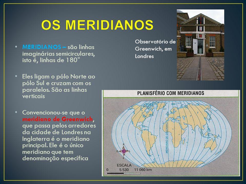 A partir dos paralelos e meridianos podemos então localizar qualquer ponto na Terra, utilizando as coordenadas de LATITUDE E LONGITUDE MAS O QUE É LATITUDE E LONGITUDE.