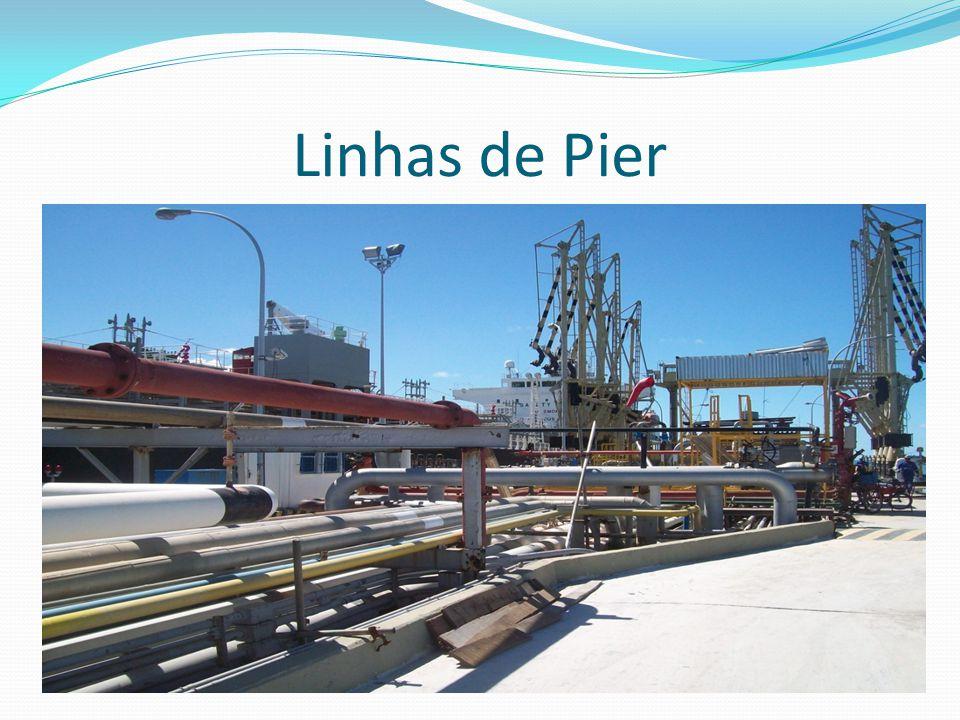 Linhas de Pier