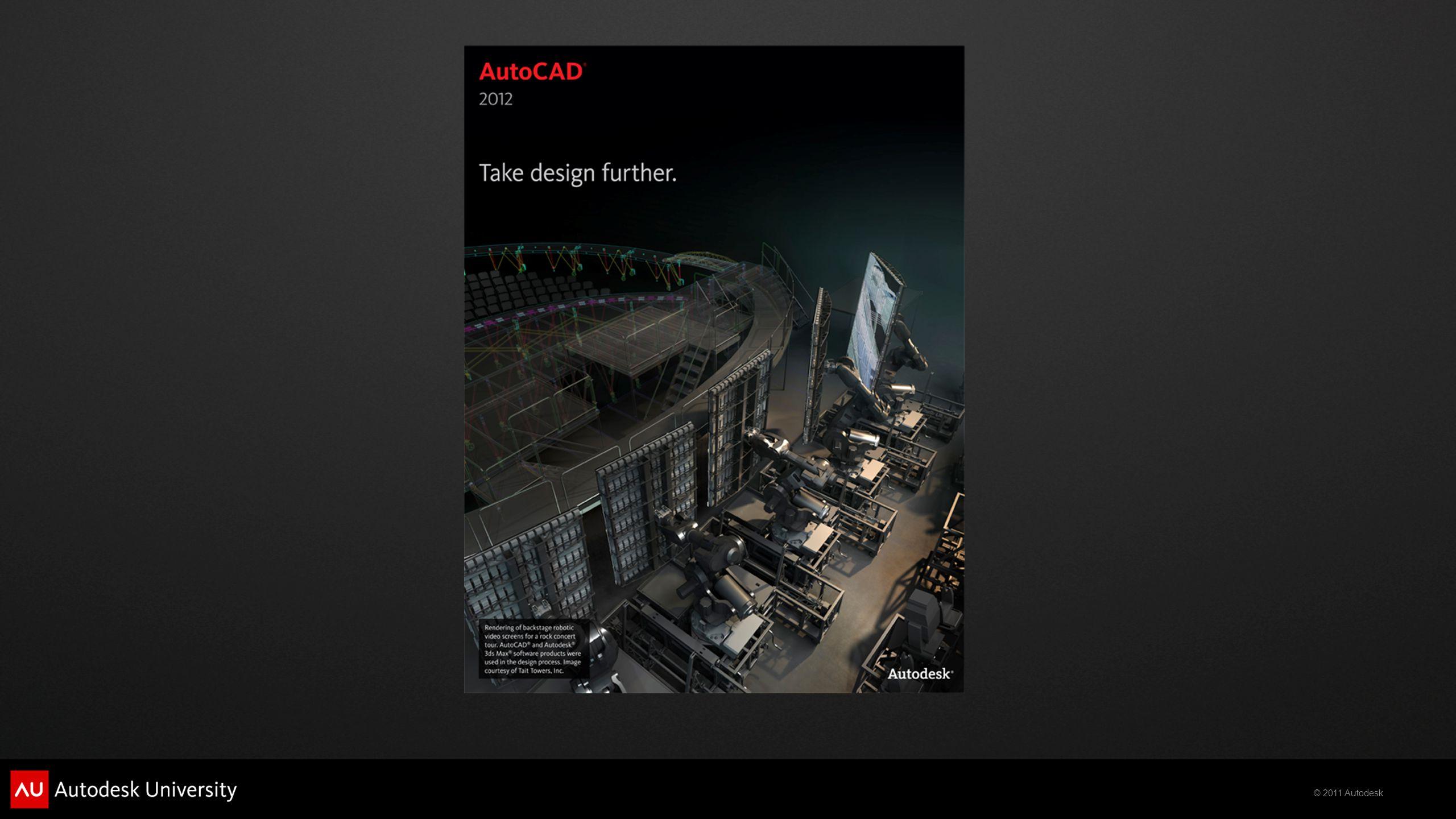 © 2011 Autodesk