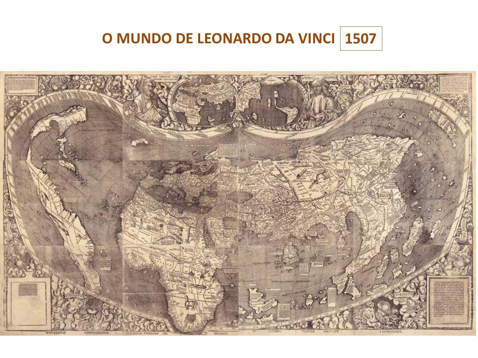 1507 O MUNDO DE LEONARDO DA VINCI