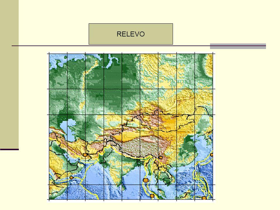 RÚSSIA Extremo Oriente Oriente Médio Ásia Central Sul Asiático Sudeste Asiático