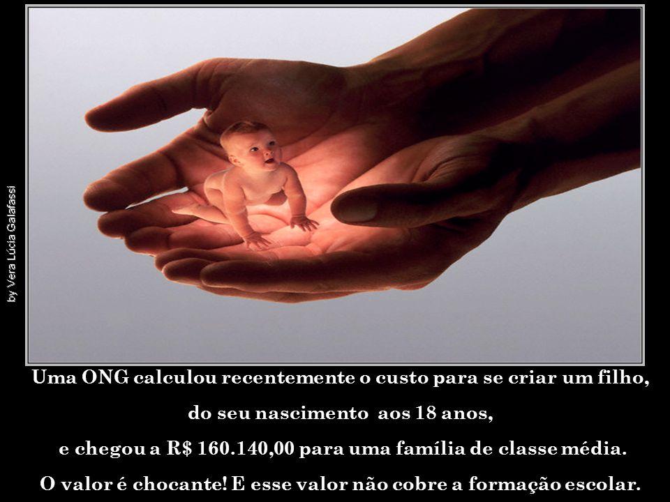 O preço de um Filho Eu vejo repetidamente pesquisas dos custos para criar se um filho, mas é a primeira vez que eu vejo as recompensas listadas dessa