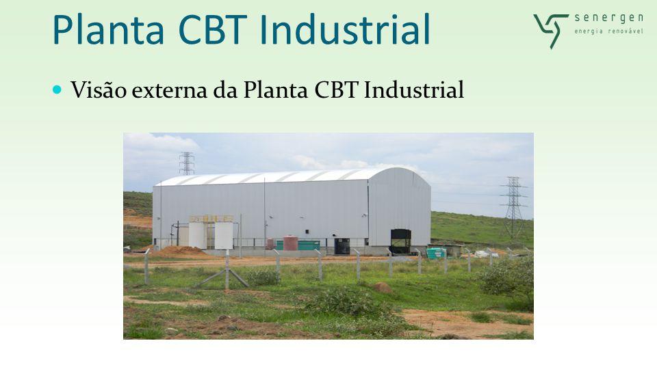 Planta – CBT 20 ton./Dia