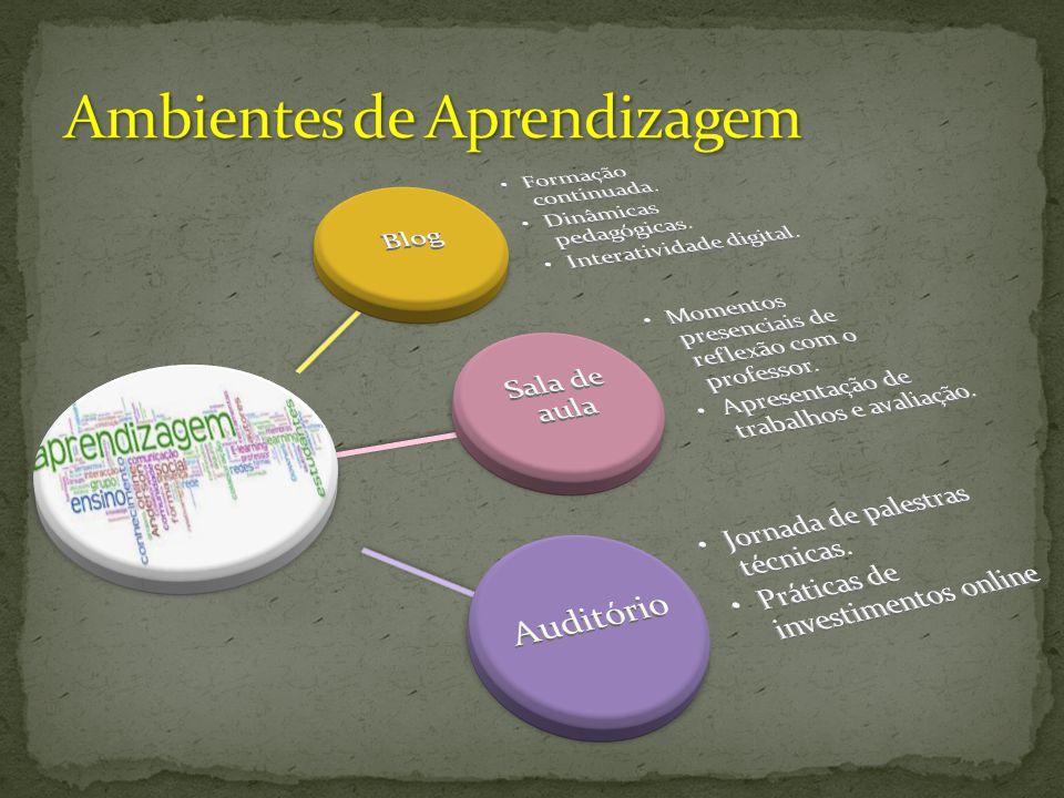AULAS PRESENCIAIS AULAS PRÁTICAS JORNADA DE PALESTRAS