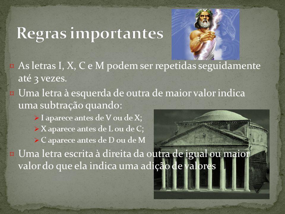 IVXLCDM 1510501005001000