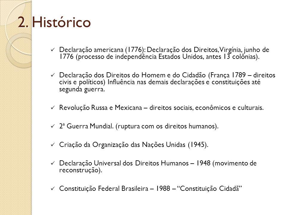 3.Direitos sociais • Artigos importantes na Constituição Federal: art.