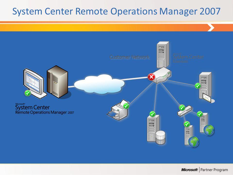 Empresas Clientes Parceiro Microsoft Serviço de Gestão Remota
