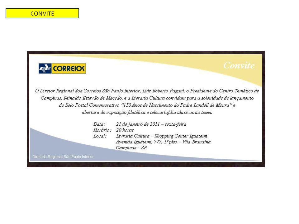 PARA SALVAR ESTE ANEXO EM SEU COMPUTADOR Utilize: ARQUIVO / SALVAR COMO Formatação, pesquisa e redação: JOSÉ HENRIQUE ALMEIDA MARQUES E-mail: jhenrique@pancolecionismo.com.brjhenrique@pancolecionismo.com.br Visite o site PANCOLECIONISMO TEMÁTICO em: www.pancolecionismo.com