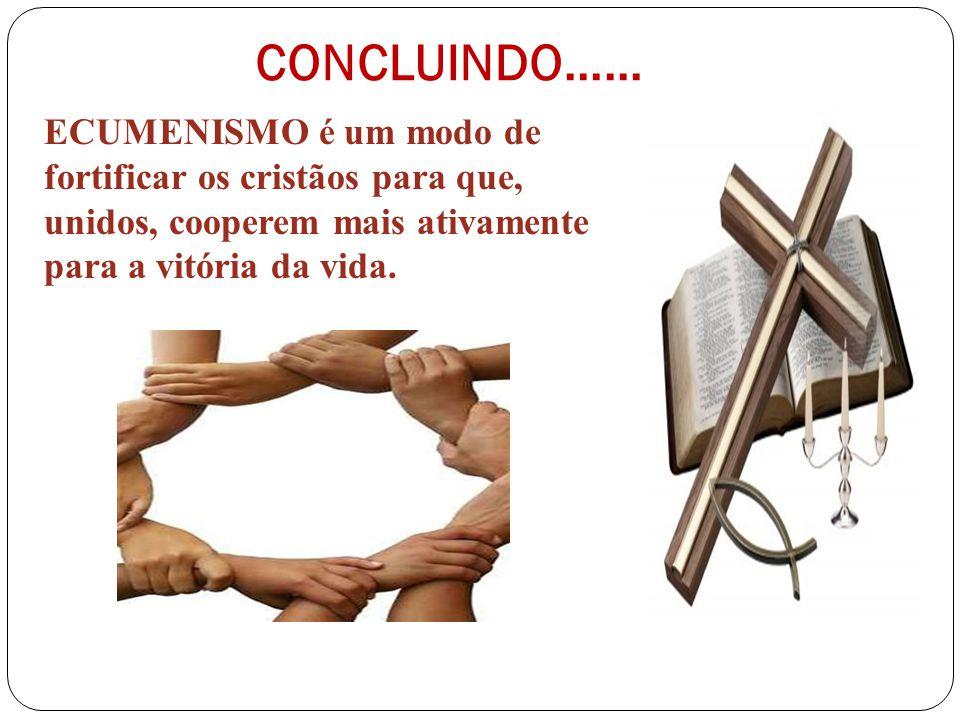 CONCLUINDO......