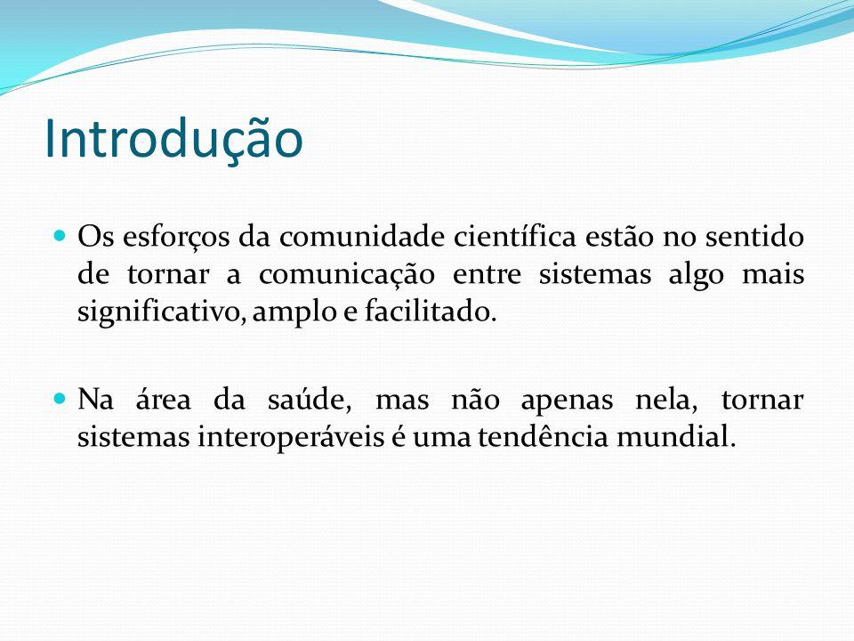 Modelo de Interoperabilidade Semântica Aplicado ao Domínio da Saúde: Um Estudo de Caso na Vigilância Alimentar e Nutricional Rodrigo André Cuevas Gaete, 2012  Problemas que hoje enfrentamos: 1.