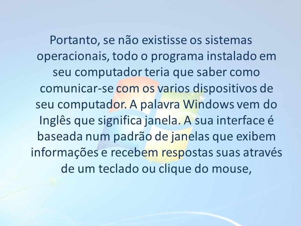Histórico Windows 7 foi lançado para empresas no dia 22 de julho de 2009 e começou a ser vendido livremente para usuários comuns as 00:00 do dia 22 de outubro de 2009, menos de 3 anos depois o lançamento de seu predecessor Windows Vista.