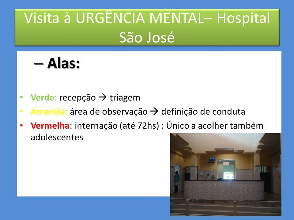 -Os pacientes chegam por encaminhamento ou demanda espontânea.