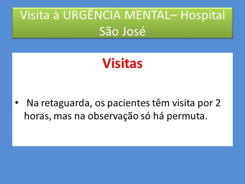 Trabalho da psicóloga na Urgência • Visita a unidade  estratificação de risco  atendimento  análise situacional • O trabalho da psicóloga com os fa