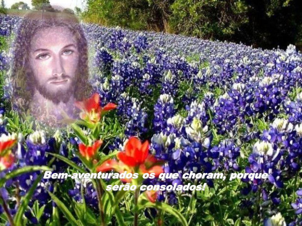 Bem-aventurados os que têm um coração de pobre, porque deles é o Reino dos céus!