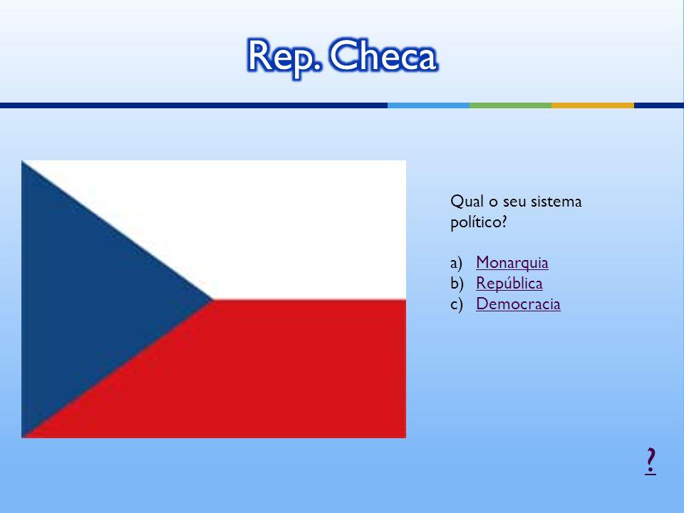 Qual o nome do país a que pertence esta bandeira.