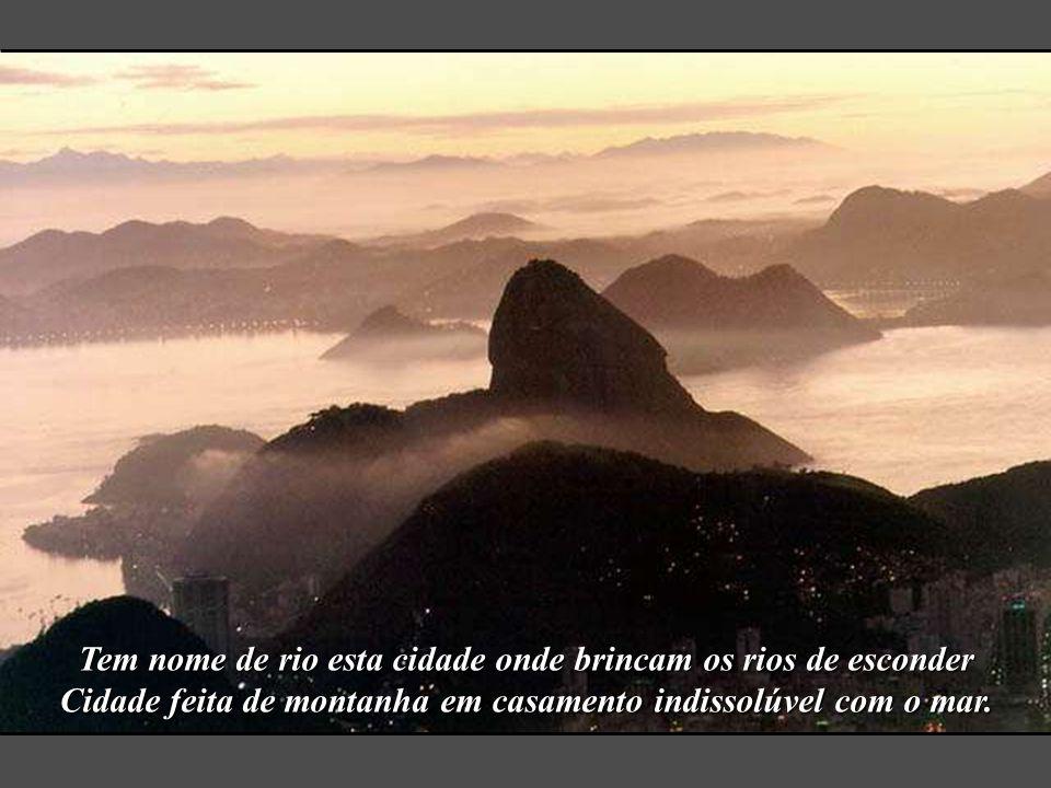 Retrato de uma cidade Carlos Drummond de Andrade (18/9/1976)
