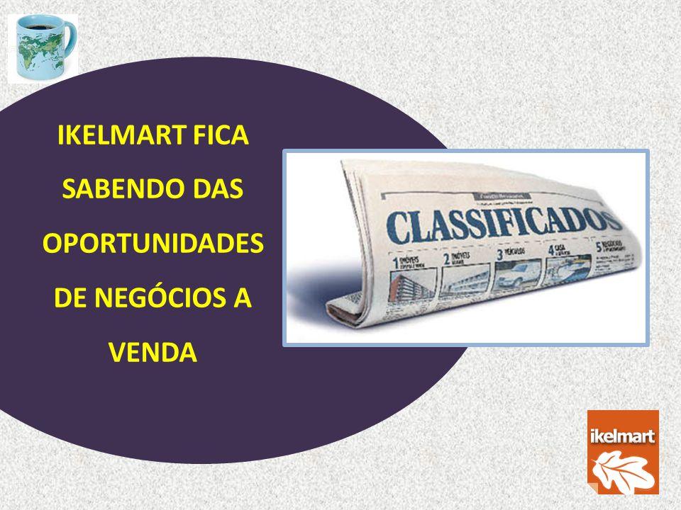 CONHEÇA O QUE O IKELMART.COM LHE OFERECE.