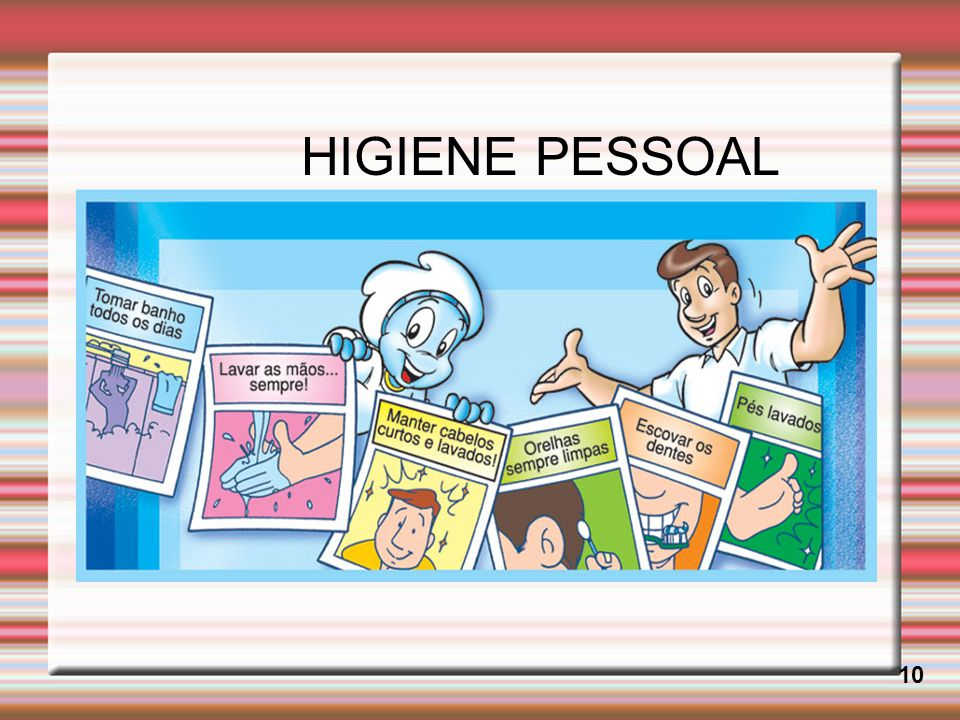 HIGIENE PESSOAL 10